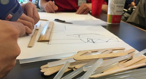 ACE Mentors: Encouraging the next generation of designers