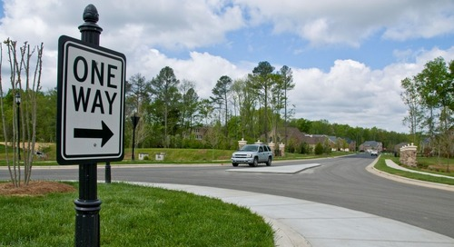 Roundabouts: The first choice for traffic safety and control