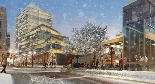 Embracing the chill: Turning winter into a design asset