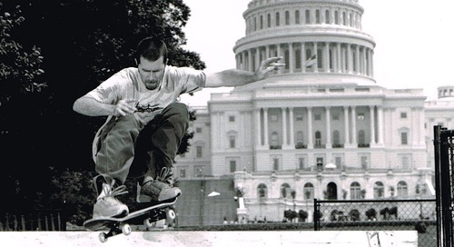 Skateboarding and engineering. Two passions. One career.