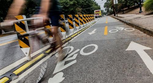 Extending bike paths through Ottawa's congested downtown