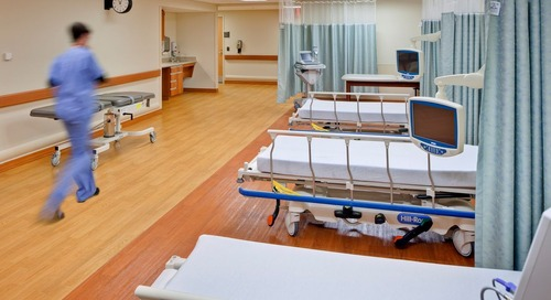 What I learned when admitted to a healthcare facility I helped design