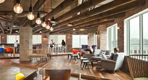 3 office design tips to increase engagement in the workplace