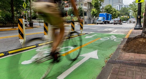 8 tips for making your downtown more bike-friendly