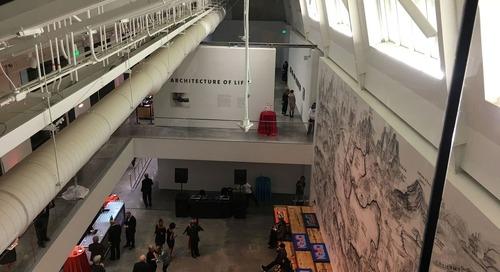 A hidden masterpiece: The art of designing a prestigious California museum