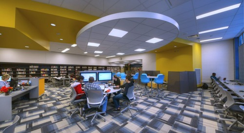 5 ways to turn school libraries into collaborative learning spaces