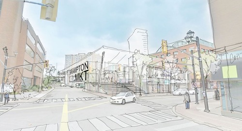 Making a case for urban density: A vision for Brampton, ON