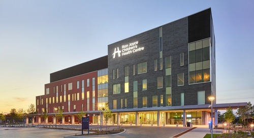 The Ron Joyce Children's Health Centre: Designing a pediatric facility