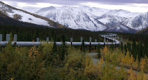 Tourism? Pipelines? Bears? What fuels business in Alaska?