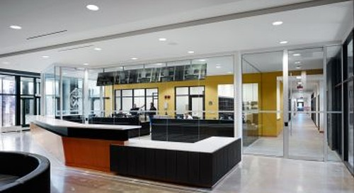 Toronto justice facility playing its part as an urban citizen