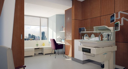 How quality of space in NICU design means focusing on the family first