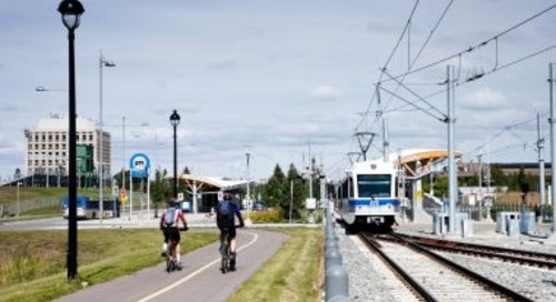 Solving the challenge of integrating transit systems and land use planning