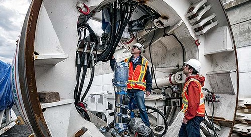 How a unique procurement process got Ottawa's Combined Sewage Storage Tunnel underground