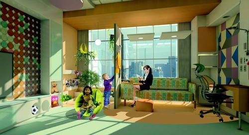 Creating child-friendly healthcare spaces: Five goals for success