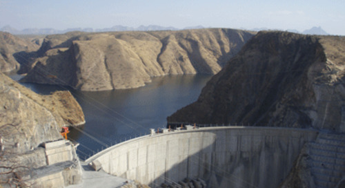 Take a tour of world record arch dams with ENR