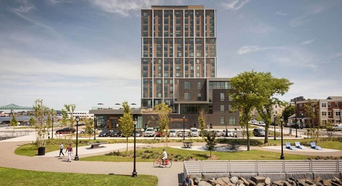Resilient design for waterfront buildings: A real estate win-win in a vulnerable area