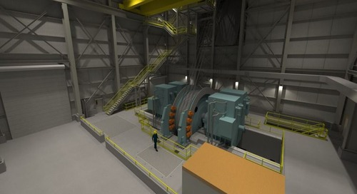 Published on Mining.com: Increase mine productivity through better shaft and hoist operation