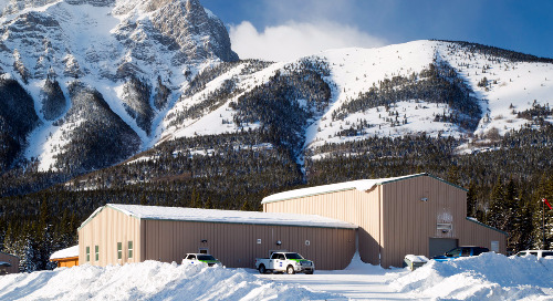Water and wastewater treatment in cold climates