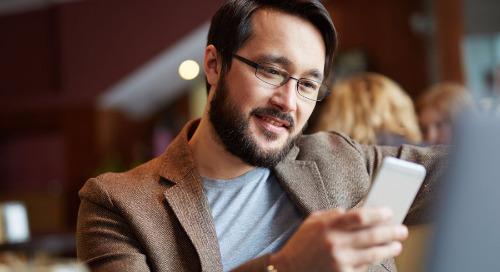 Smart phone vs Luddite