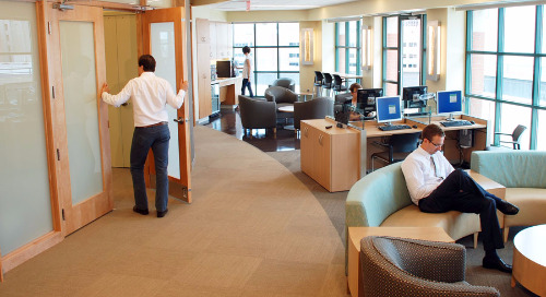 Mass General facility helps to reinforce behavioral goals