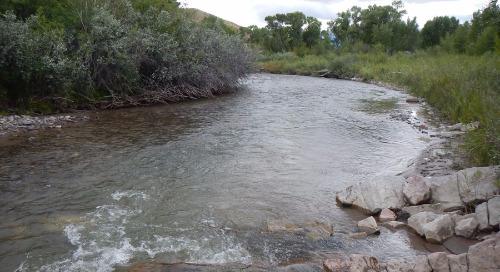 Published in ENR: Post-flood restoration creates a more resilient Big Thompson River