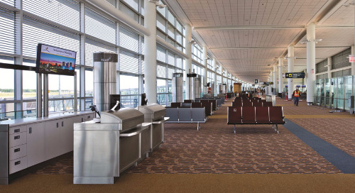 Active floors hit the mark at Winnipeg airport