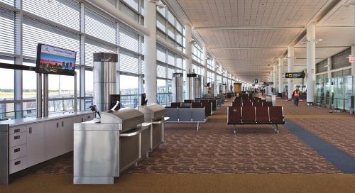 Active floors hit the mark at Winnipeg airport