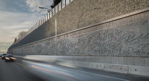 Low Level Road project - Envision Platinum