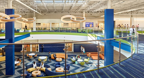 Five keys to a new campus at Pennsylvania College of Health Sciences