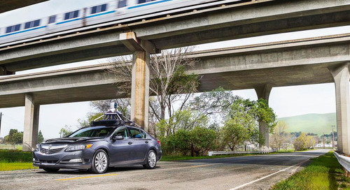 Mobility redefined: 4 takeaways from the driverless car summit