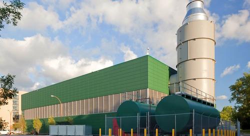 Cogeneration (CHP) at the University of Calgary: Sustainability & savings