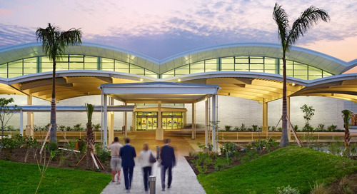 Rise of the Aerotropolis: 21st Century design and the airport as a city