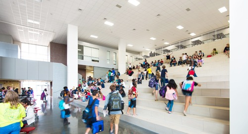 Texas middle school earns livable buildings award