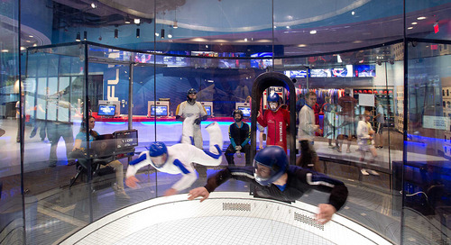 3 ways to design immersive experiences: start with a flight suit