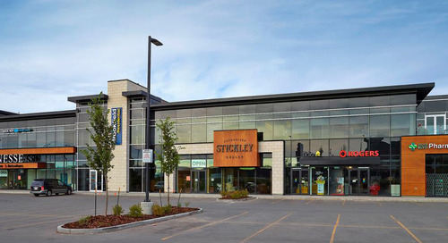 Turning an abandoned big box retail space into a vibrant mixed-use development