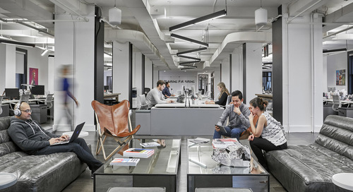 Trends affecting the corporate workplace
