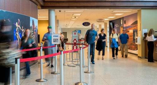 Coming soon to your airport: What happened to all the lines?