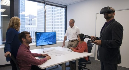Virtual Reality at Stantec