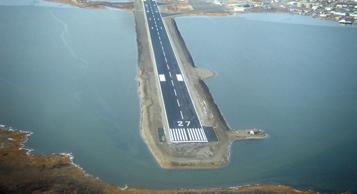 Crazy airport runways: Landing on half a runway—why it's business as usual in Alaska