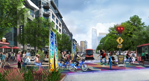 WEBINAR RECORDING  Fasten your seatbelt: What the coming mobility revolution means for your downtown