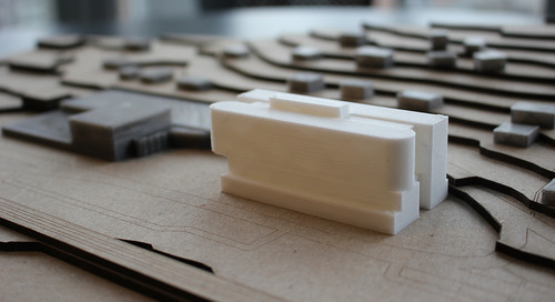 What will large scale 3D printing mean for the future of building design?