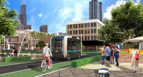 From the Design Quarterly: Why study autonomous vehicles and the city?