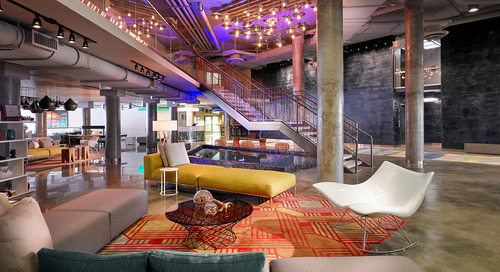 Stay and play: The top 5 hospitality design trends for 2018