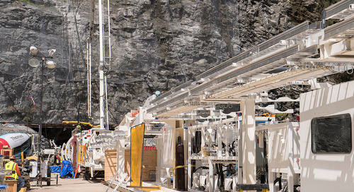 Tunneling Rules of Thumb: Geotechnical monitoring