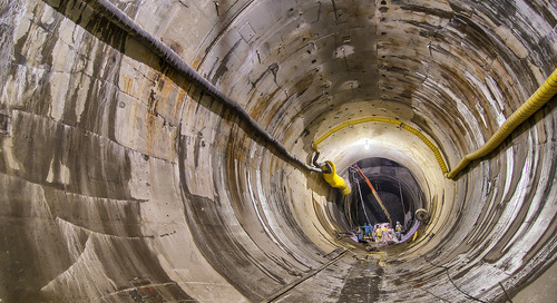 Tunneling Rules of Thumb: Risk management