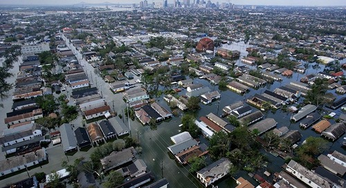 AMPIng Up Solutions for Flood Risk