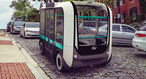 WEBINAR RECORDING: The Future of Shared Autonomous Vehicles