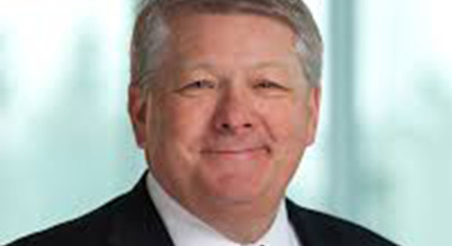 Marshall Davert, Executive Vice President of Stantec's Global Water Business Line