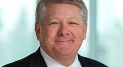 Marshall Davert, Executive Vice President of Stantec's Global Water Business Line