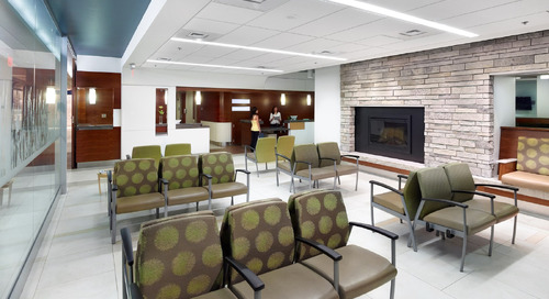 Five ways to make healthcare waiting rooms more functional and comfortable